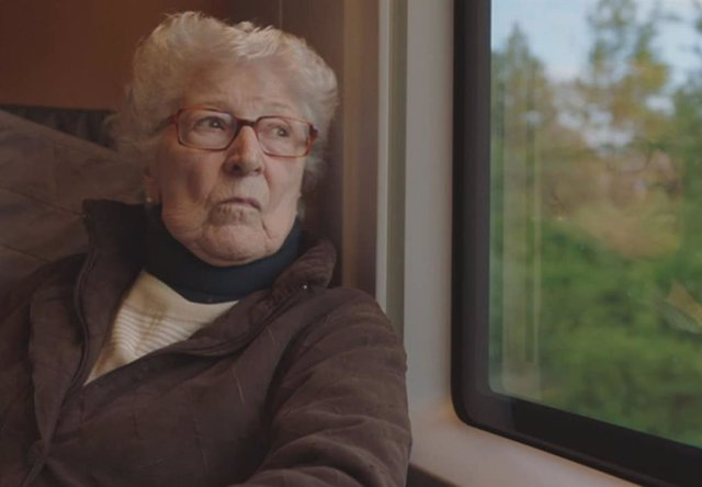 Imagen del cortometraje documental Colette
