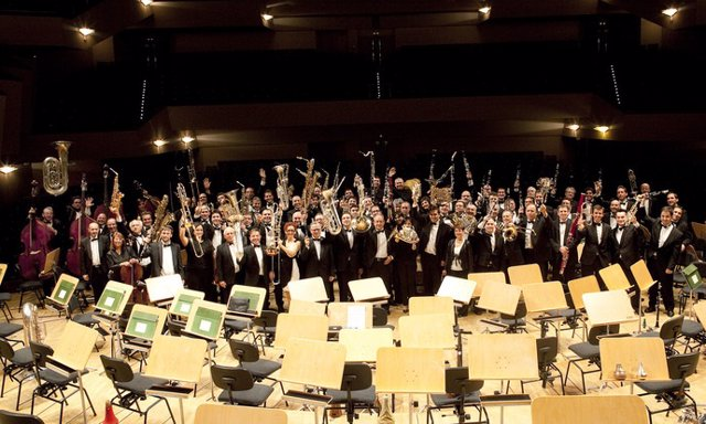 Archivo - Banda Sinfónica Municipal