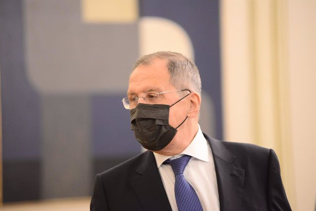 Archivo - Sergei Lavrov, ministro de Exteriores de Rusia