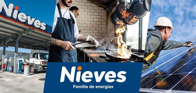 De Grupo Petronieves a Grupo Nieves, una familia de energías.