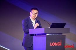 Dennis She, LONGi Solar SVP