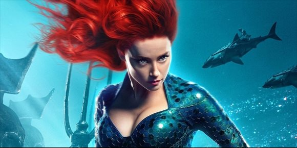 9. Así entrena Amber Heard para volver como Mera en Aquaman 2