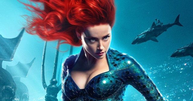 Así entrena Amber Heard para volver como Mera en Aquaman 2