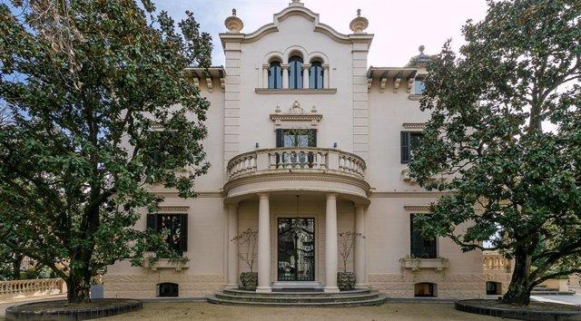 Villa Narcissa en Cardedeu.