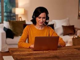 Archivo - Solo un 12% de los empleados afirma que le gustaría teletrabajar siempre