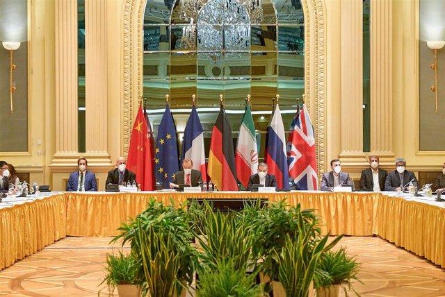 Comisión que examina el acuerdo nuclear de Irán, reunida en Viena
