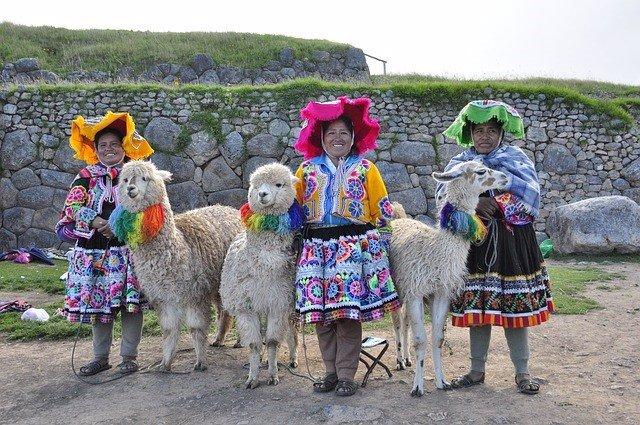 Archivo - Mujeres de perú. Quechua, mujeres andinas.