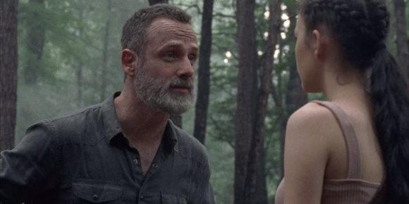 3. ¿Aparecerá Rick Grimes en la temporada 11 de The Walking Dead?