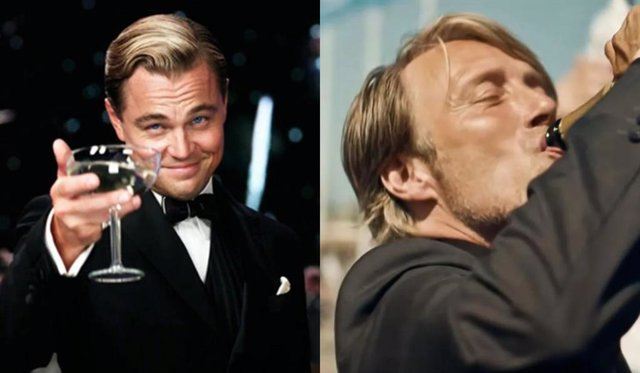 Leonardo DiCaprio prepara un remake de la ganadora del Oscar Otra ronda