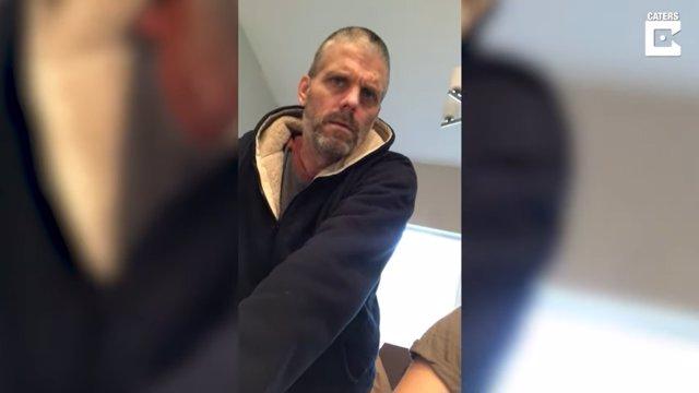 Miles de personas se juntan para pagar la factura del hospital de este hombre de 56 años que ha superado dos derrames cerebrales