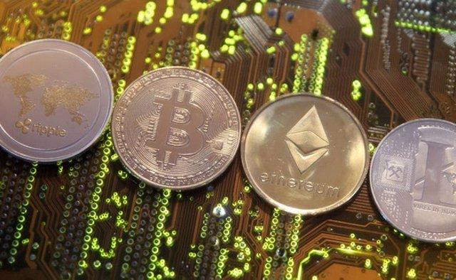 Archivo - El bitcoin