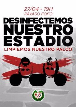 La Federación de Peñas del Rayo se manifestará por la presencia de Abascal y Monasterio en el palco de Vallecas