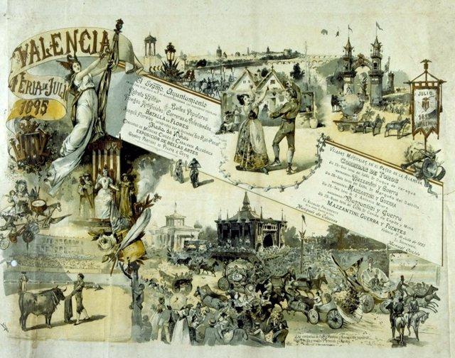 La Biblioteca Valenciana publica una guía bibliográfica sobre su colección de casi 20.000 carteles