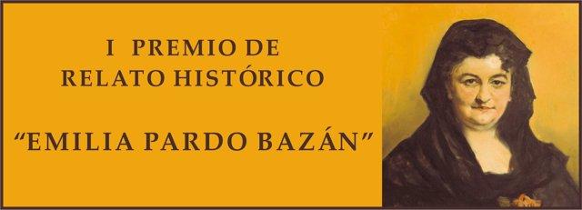 I Premio de Relato Histórico Emilia Pardo Bazán