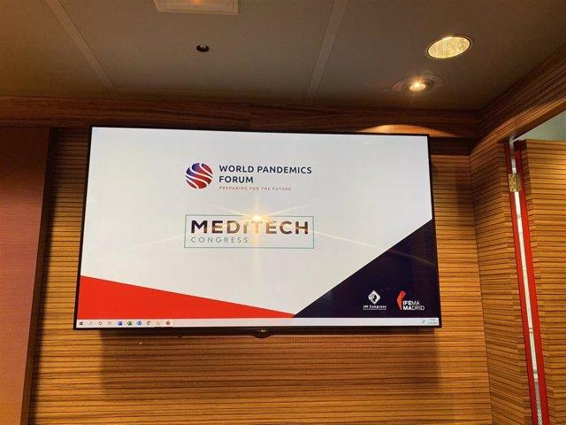 Meditech y World Pandemics Forum, nuevos congresos de IFEMA Madrid