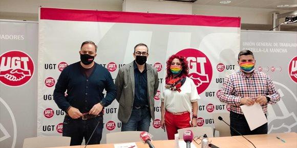 4. UGT y CCOO volverán a ocupar las calles de CLM el 1 de Mayo para forzar a cumplir la agenda social