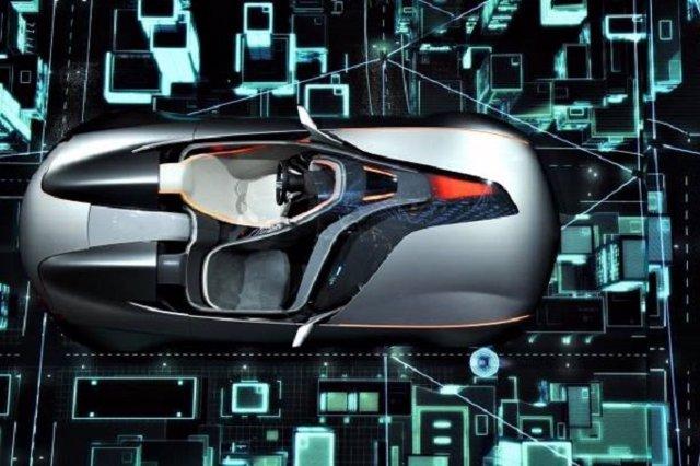 Inteligencia artificial del automóvil.
