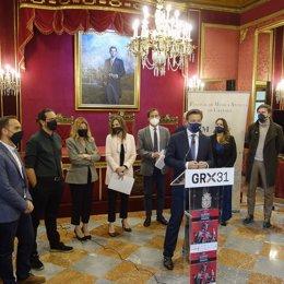 Presentación del Festival de Música Antigua de Granada