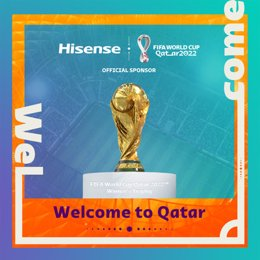 Hisense Becomes Official Sponsor of the FIFA World Cup Qatar 2022