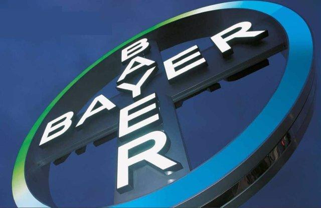 Archivo -  Logo de Bayer