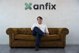 Juan José de La Mora, CEO Anfix