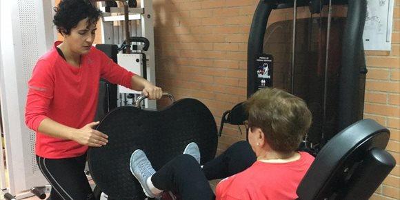 1. Así benefició el ejercicio físico a los mayores con diabetes tipo 2 durante el confinamiento
