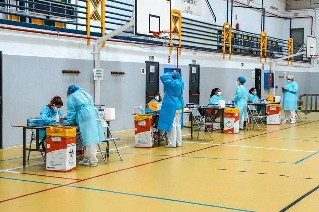 Test de antígenos en Manzanares El Real