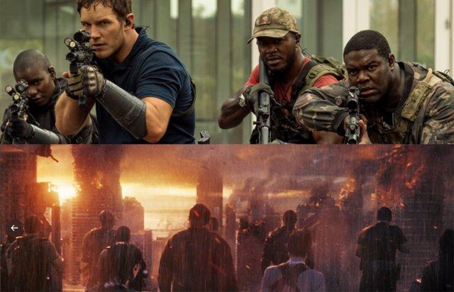 Primeras imágenes de 'The Tomorrow War'