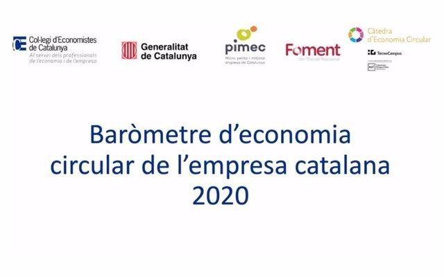 """Un 72% de las empresas catalanas considera """"muy urgente"""" la transición a la economía circular"""