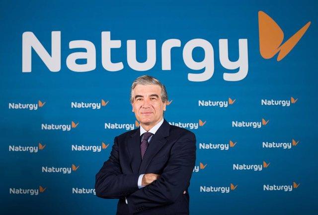 Archivo - Arxiu - El president de Naturgy, Francisco Reynés.