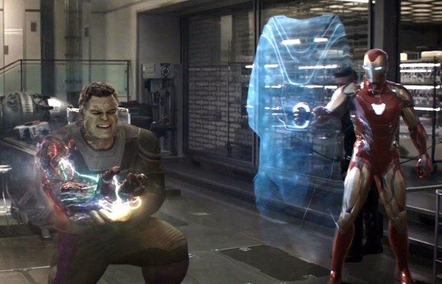 Así celebraron Iron Man, Hulk y los hermanos Russo el 2º aniversario de Vengadores: Endgame