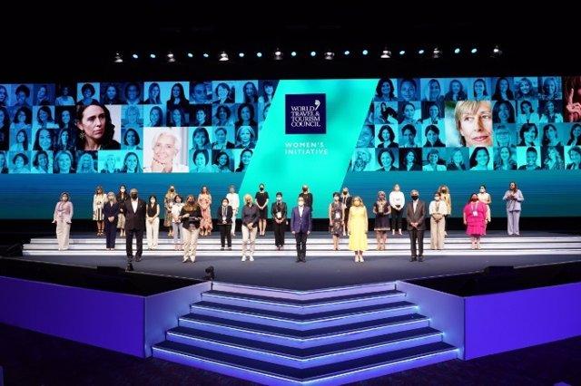 Cumbre Mundial del El Consejo Mundial de Viajes y Turismo (WTTC) en Cancún (México