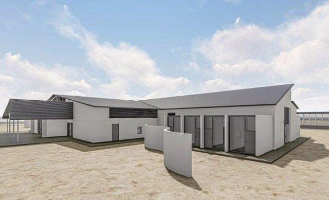 Simulación de una prisión de máxima seguridad en Australia Occidental