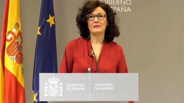 Archivo - Julia del Amo, directora del Plan Nacional sobre el Sida (PNS)