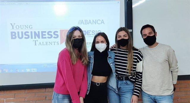 Uno de los grupos finalistas de Extremadura.