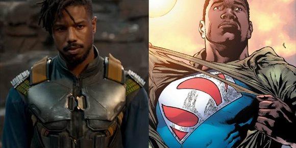 2. Michael B. Jordan rompe su silencio sobre su futuro como Superman