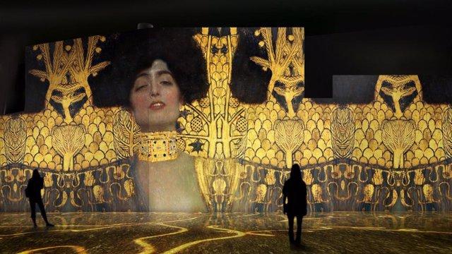 Exposición 'El Oro de Klimt'