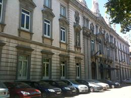 Archivo - Sede del Tribunal Supremo