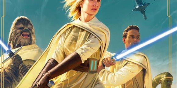 1. Llega Luz de los Jedi, la tercera entre de Star Wars: The High Republic