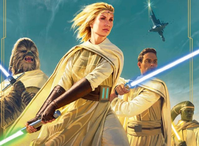 Luz de los Jedi, la nueva novela de Star Wars: The High Republic