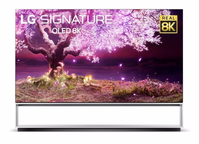 El televisor LG OLED Z1