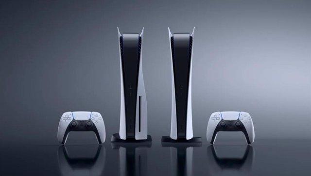 Archivo - PlayStation 5, PS5.