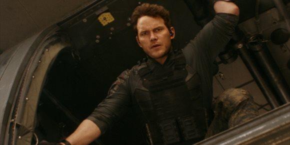 5. Tráiler de La guerra del mañana: Chris Pratt viaja en el tiempo para aniquilar aliens en la superproducción de Amazon