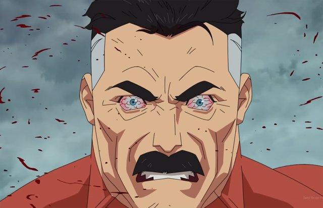 Así cambia Invinicible 1x07 la historia de Omni-Man en los cómics