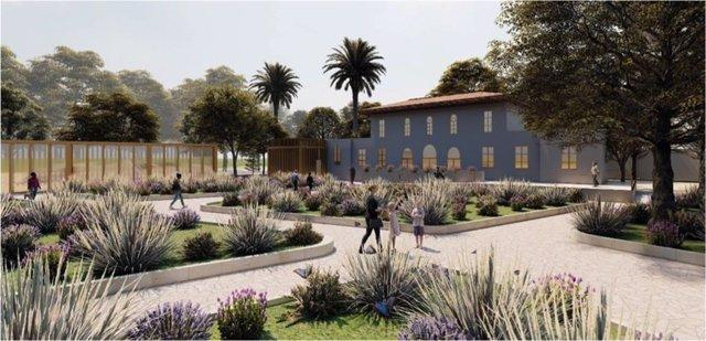 Futuro centro de interpretación de la aeronáutica del acuartelamiento de Tablada