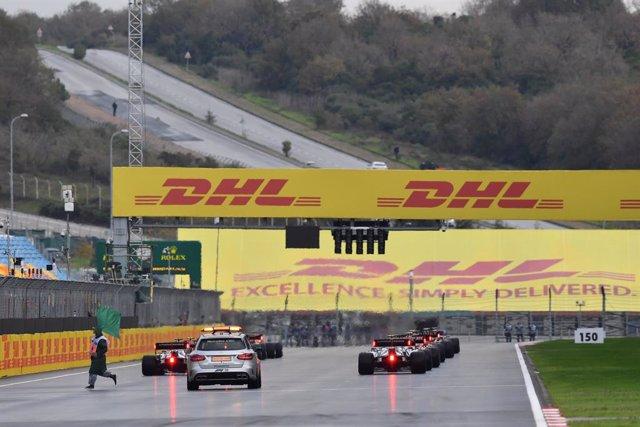 Archivo - Gran Premio de Turquía 2020