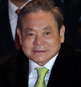 Archivo - FILED - 25 October 2020, South Korea, Seoul: Undated file photo shows Lee Kun-hee, chairman of the telecommunications giant Samsung. Lee Kun-hee died in a Seoul hospital on Sunday at age 78. Photo: -/YNA/dpa