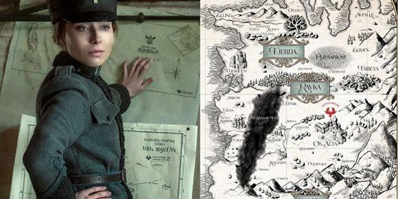 4. De Ravka a Ketterdam: Mapa interactivo de Sombra y hueso para conocer el basto mundo del Grishaverse