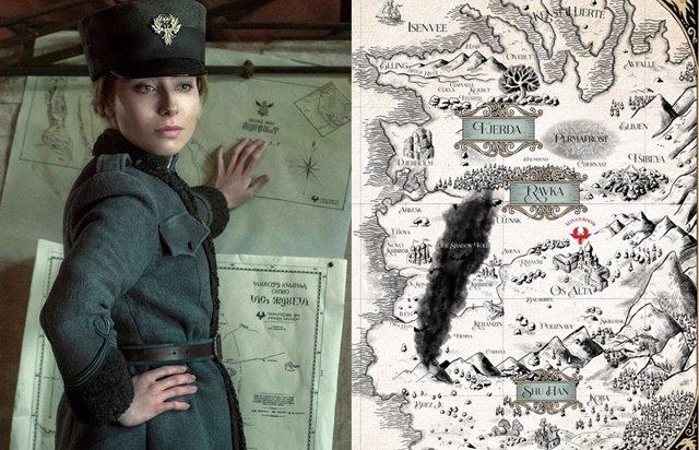 De Ravka a Ketterdam: Mapa interactivo de Sombra y hueso para conocer el basto mundo del Grishaverse