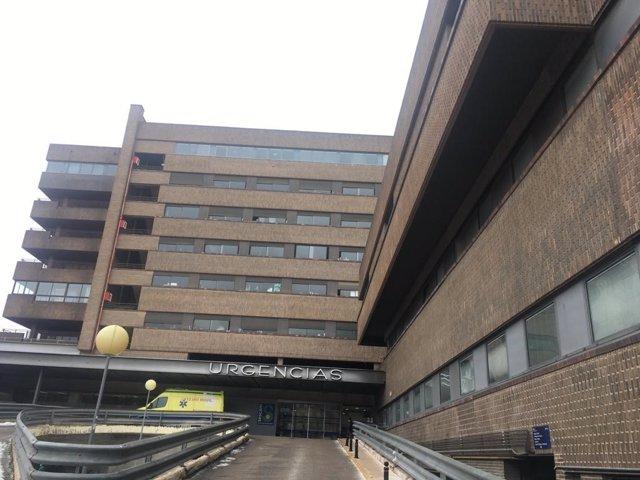 Archivo - Hospital de Albaceete.